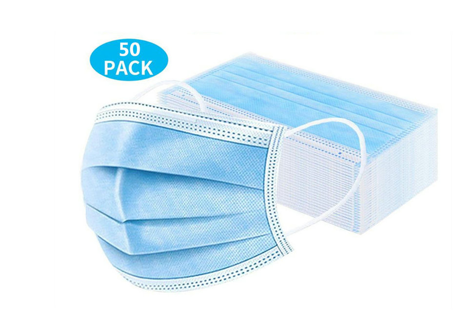 All Surgical Items Disposable mask face